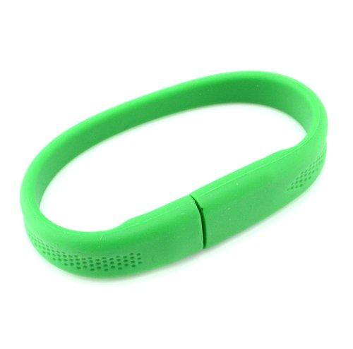 Fives® mit Mode Handgelenk geformte 8GB USB Speicherstick mode grün