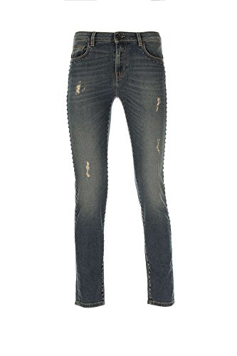 Pinko Tag 1g1172 Y1jb Jeans Donna Denim 28