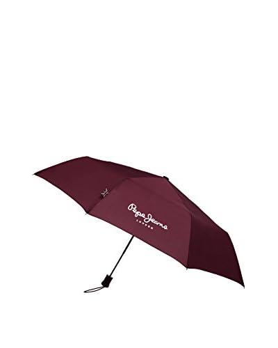 Pepe Jeans Regenschirm bordeaux