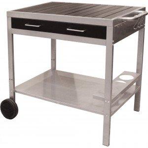 chariot pour plancha pas cher. Black Bedroom Furniture Sets. Home Design Ideas