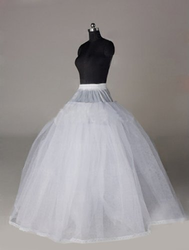 Sunvary Nylon Ball Gown Full Gown Long Slip Style/ Wedding Petticoats