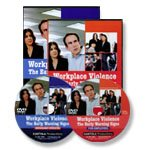 Workplace Violence Training Package for Managers & Employees (2-DVD Set)