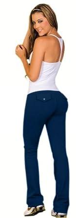 Protokolo Flap Pocket Yoga Pant Navy Blue