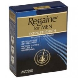Regaine For Men Extra Strength Hair Regrowth Solution 60 ml