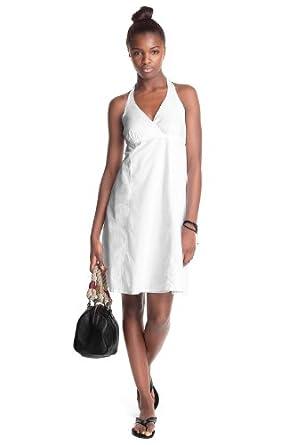 esprit damen kleid mini e21753 gr 40 l wei white. Black Bedroom Furniture Sets. Home Design Ideas
