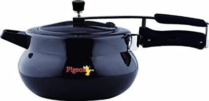 Pigeon 83 Xella Hard Anodized 5.5 L Pressure Cooker (Outer Lid)