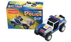 Funskool Police Jeep