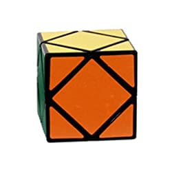 [Best price] Puzzles - QJ Skewb Puzzle Cube Black - toys-games