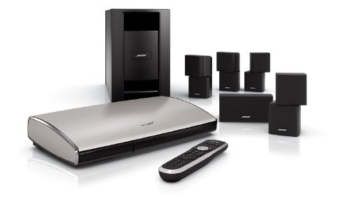 Bose Lifestyle T20 | 5.1 Channel Home Theater System - Black