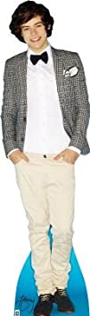 Harry 2  One Direction  Lifesize Cardboard Cutout