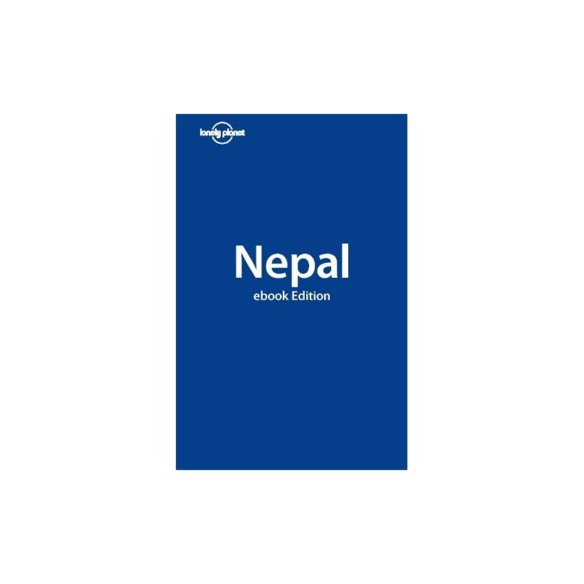 Lonely Planet Nepal Ebook