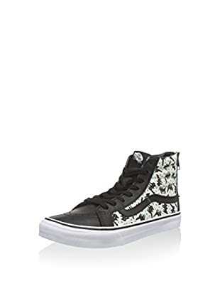 Vans Zapatillas abotinadas U Sk8-Hi (Negro / Beige)