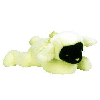 TY Beanie Buddy - CHOPS the Lamb - 1