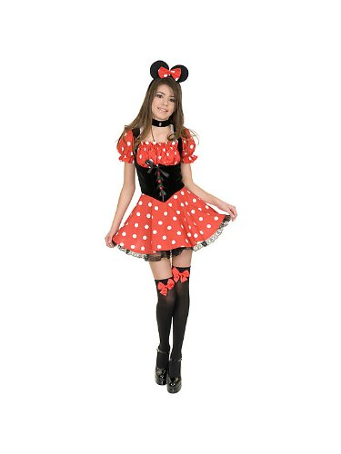 Adult Little Miss Mouse Costume