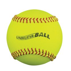 Bsn Sports Unbelieva-Ball Yellow Softball, 12-Inch front-939960