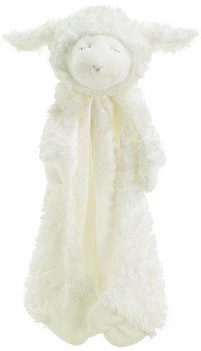 Gund Winky Lamb Huggybuddy Baby Blanket front-634747