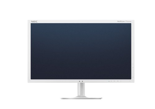 NEC Displays MultiSync EX231WP 23 inch PVA WLED TFT Monitor - White (1000:1, 250 cd/m2 1920 x 1080, 5 ms, DisplayPort/DVI-I)