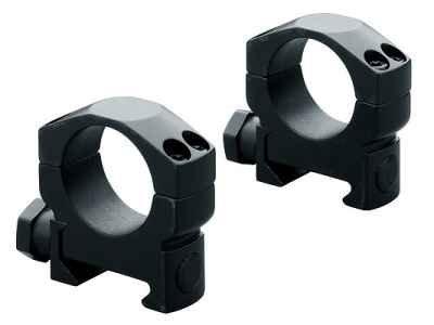 Leupold Mark 4 Riflescope Rings, 30Mm Diameter, Super High, Matte Black, Steel 60750