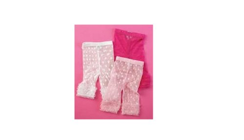 Baby Lace Leggings