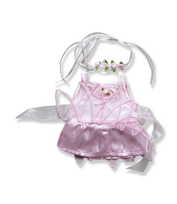 "Fairy Princess 8 Inch - 4014 Fits 8"" - 10"" bears, includes Build a Bear, The Bear Mill, and Stuff your own Animals."
