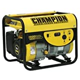 1200/1500 Watt Portable Generator CARB