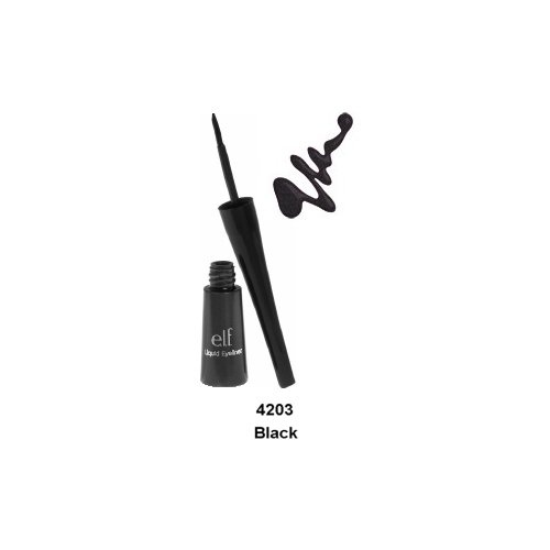 e.l.f. Essential Liquid Eyeliner Black