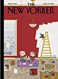 "The New Yorker March 19, 2012 (Cover) ""Warmth"" the G.o.p. and Women; How the Rich Avoid Taxes; and More"