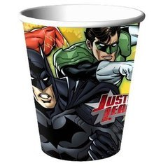 Justice League 9 Oz Cups - 1