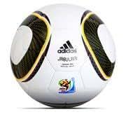 adidas Fußball JABULANI JUNIOR 350 (white/real blu