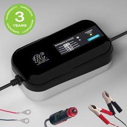 BC Junior 900 - 8-stufiges digitales Batterie-Ladegerät