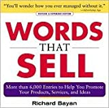 img - for Words that Sell 2nd (second) edition Text Only book / textbook / text book
