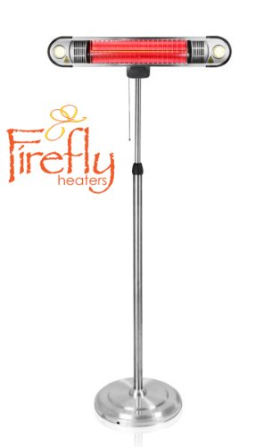 Firefly Electric Patio Heater Floor Stand