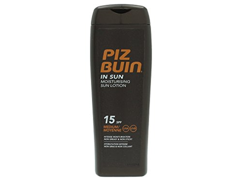 Piz Buin In Sun, Moisturising Sun Lotion, SPF 15, Unisex, 200 ml