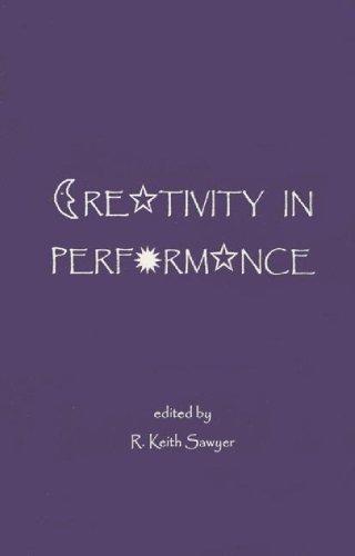 Keith Sawyer, M.A, Ph.D.  Publication