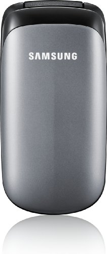 Samsung E1150 Handy (extralange Akkulaufzeit) titanium-silver