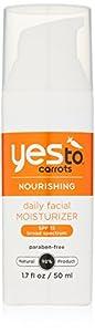 Yes To Carrots Daily Facial Moisturizer SPF 15, 1.7 Fluid Ounce
