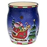 Yankee Candle Night Before Christmas Tart Burner