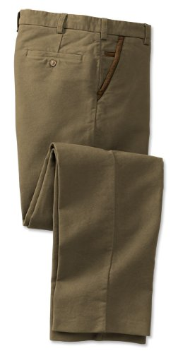Premium Moleskin Field Trousers, Lovat, 42