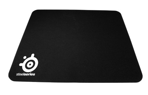 Get SteelSeries QcK Gaming Mouse Pad (Black)