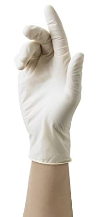Mr. Clean 243057 Disposable Latex Gloves, 10 Count