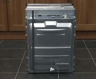 Siemens IQ-500 HB55NB550B Built Under Double Oven - Stainless Steel. It Will Perfeclty Look Great Built Into Your Kitchen