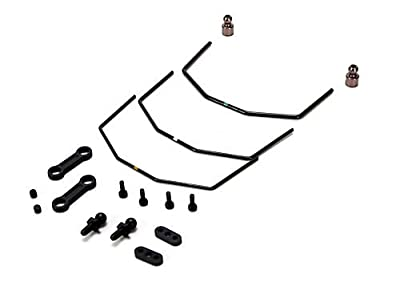 Vaterra 334000 Front Sway Bar Kit: Twin Hammers