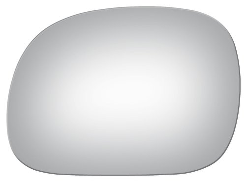 1997-2004 FORD TRUCK F-SERIES LIGHT DUTY PICKUP Manual, Flat, Driver Side Replacement Mirror Glass