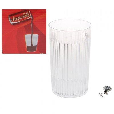 Magic Levitatiting Cup/ Cola In The Air Magic Trick Toy For Children front-828494