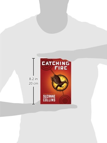 Catching Fire (The Second Book of the Hunger Games) - Library Edition