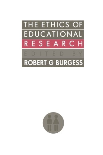 ethics in educational research Aare code of ethics the code of ethics for research in education is the aare's definitive code it contains some argument for the principles it contains, goes into detail, and in order to achieve completeness within its sections, includes some redundancy.