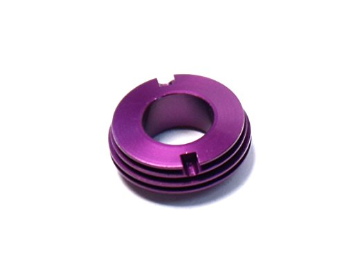 Thunder Tiger RC Cylinder Head Purple GP07 Toy - 1