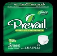 Prevail PV517 Extra Adult Pull-Up - 2x68-80in Case of 48 from Prevail