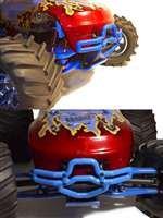 RPM E/T-Maxx Front Bumper, Blue