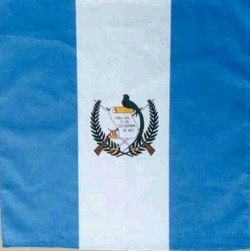 Buy Guatemala Flag Bandana